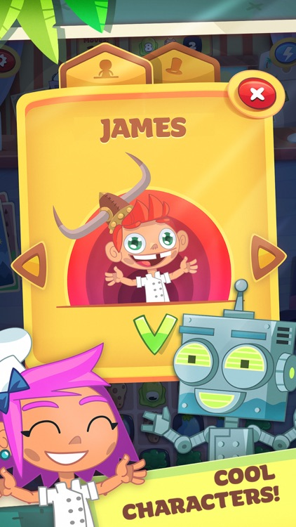 Little Chef: Match 3 Puzzle Game screenshot-4