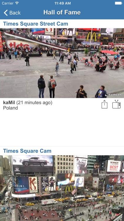 Times Square Live screenshot-4