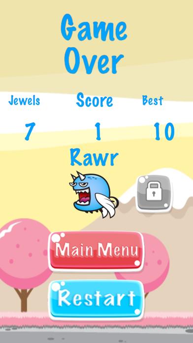 Rawr's Flippy Flappy Fun