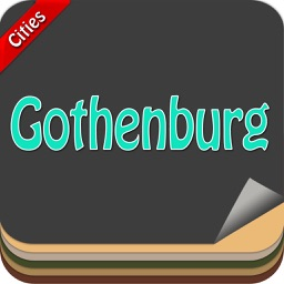 Gothenburg Offline Map City Guide