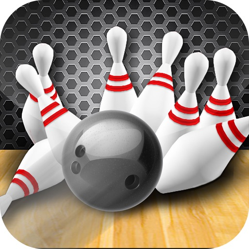 Galaxy Bowling Paradise : Real Ten Pin Master