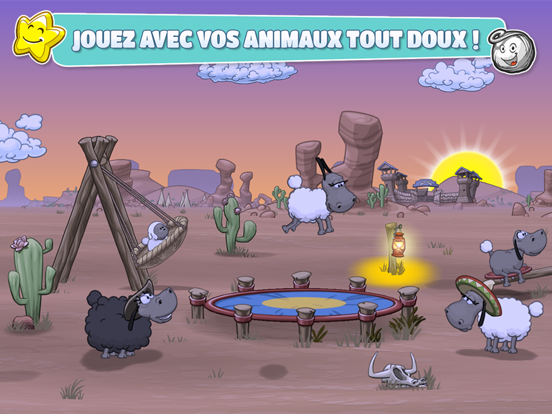 Screenshot #5 pour Clouds & Sheep 2 Premium