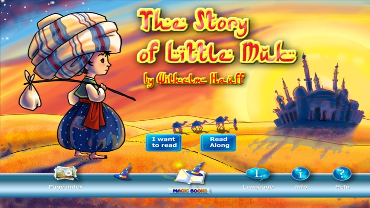 THE STORY OF LITTLE MUK INTERACTIVE STORYBOOK screenshot-3