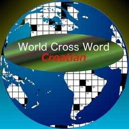 World Cross Word Croatian