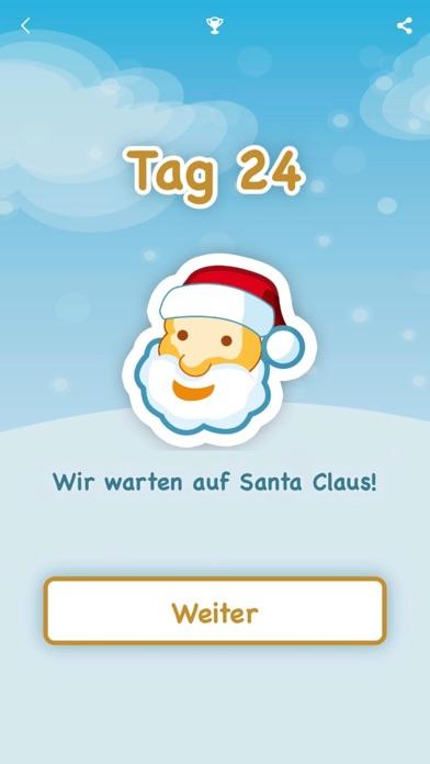 Santa Claus AdventskalenderScreenshot von 2