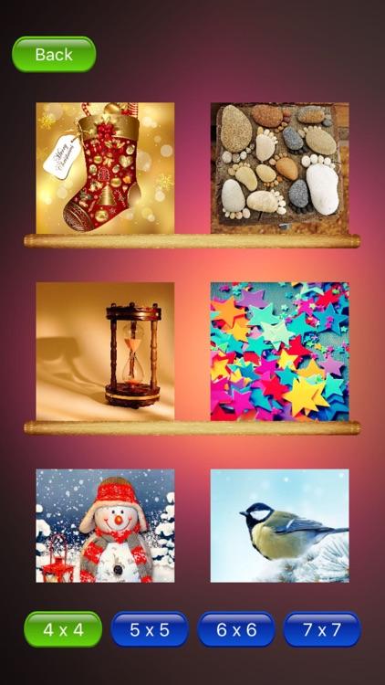 25+ Xmas Jigsaw for kids screenshot-3