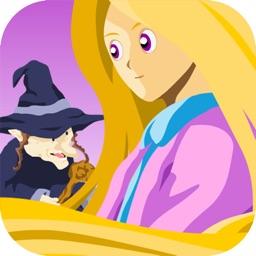 Rapunzel (Kids Story Book)
