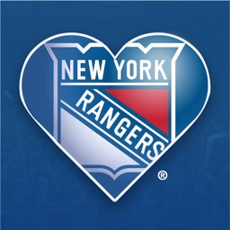 New York Rangers Emoji Keyboard