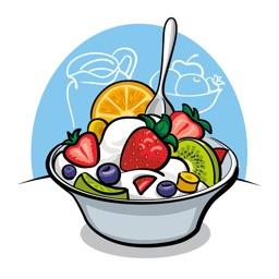 沙拉食谱 - 健康减脂餐