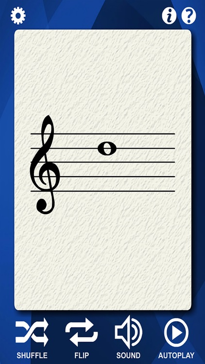 English Horn Flash Cards