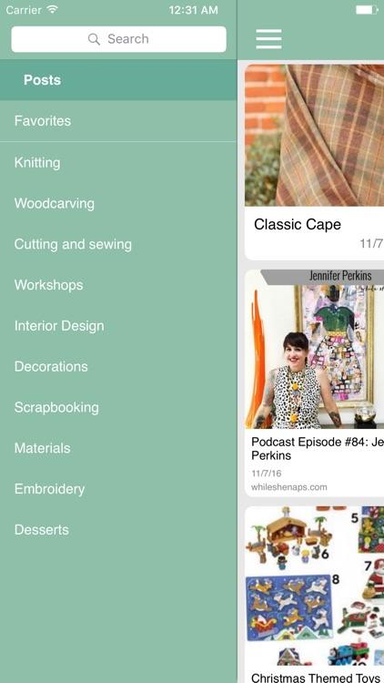 World Of Needlework screenshot-3