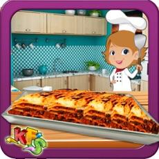 Activities of Beef Lasagna Cooking & Yummy Food maker game