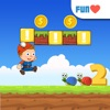 Super Miner's Adventure 2 - Fun Jump & Run - iPadアプリ