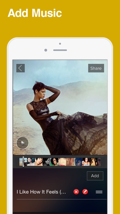 SlideShow MakeR + - Video Movie EditIng With Music screenshot-3