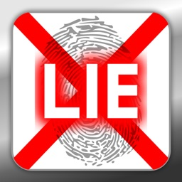 Lie Detector Fingerprint Scanner Touch Test Truth