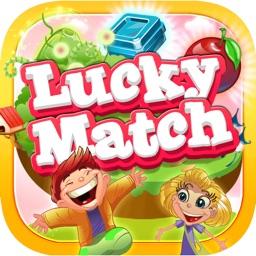 Lucky Match 3D