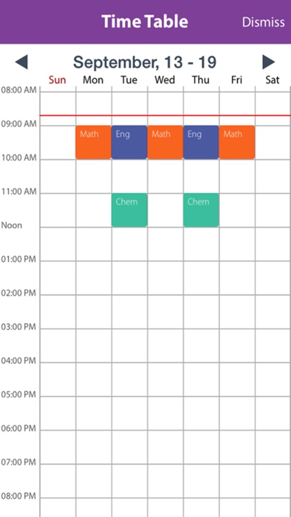 Homework Suite Student Planner & Syllabus Schedule screenshot-0