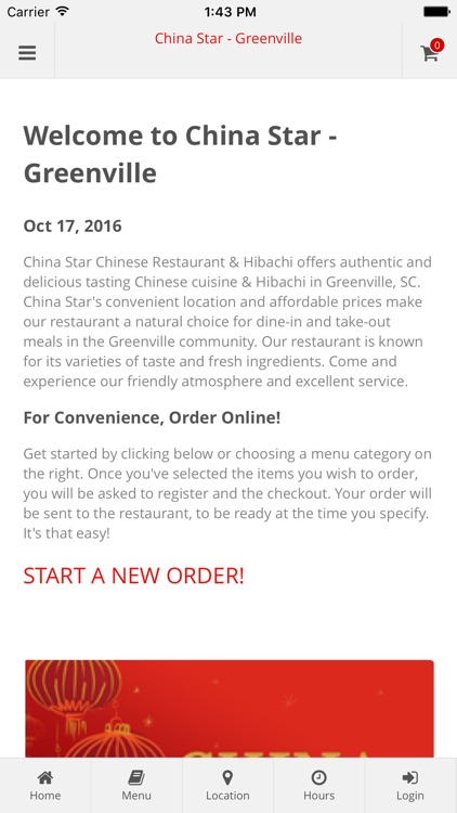cd1461862 China Star - Greenville by OBENTO LIMITED