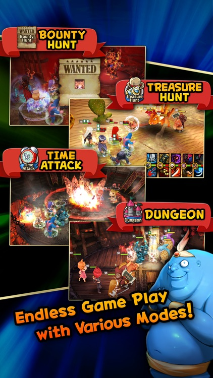 HELLO HERO™ screenshot-4