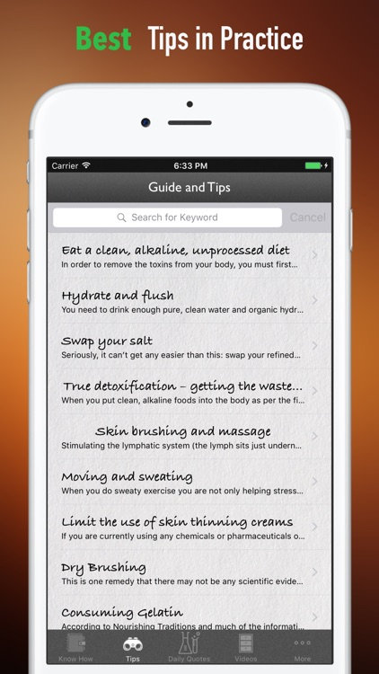 About Cellulite Guide:Healthy and Naturally screenshot-3