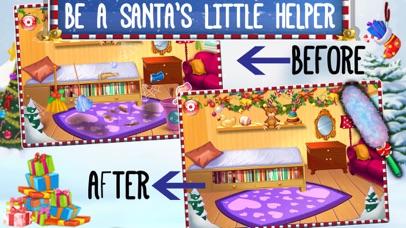 Crazy Santa's Xmas House Cleaning screenshot two