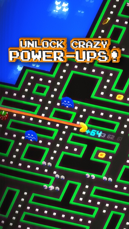 PAC-MAN 256 - Endless Arcade Maze screenshot-3
