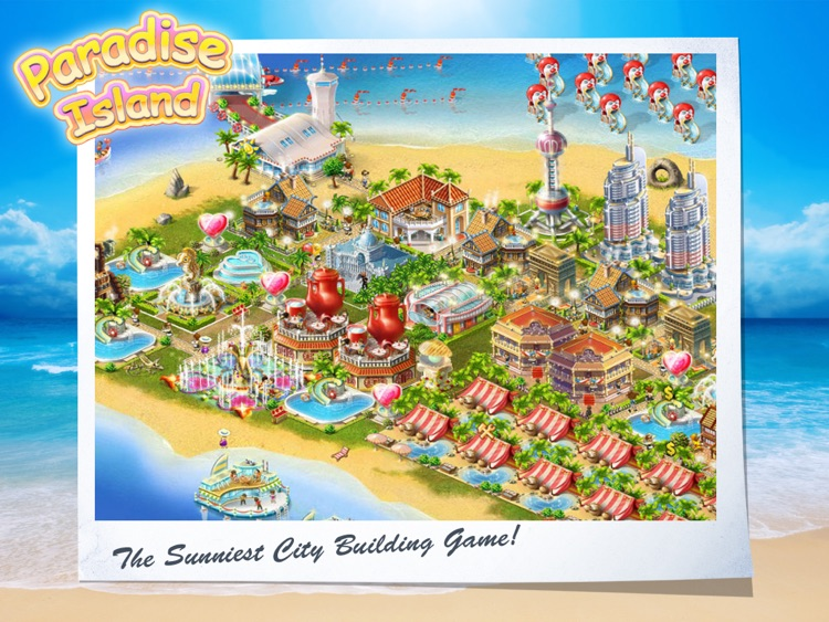 Paradise Island HD screenshot-4