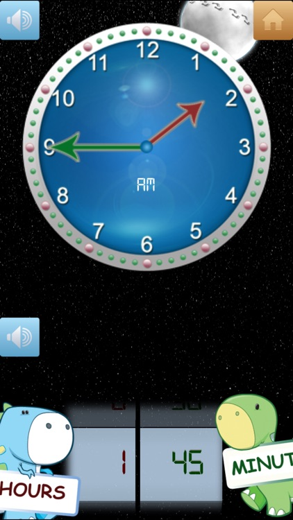Tick Tock Clock: Learn to Tell Time - FREE screenshot-1