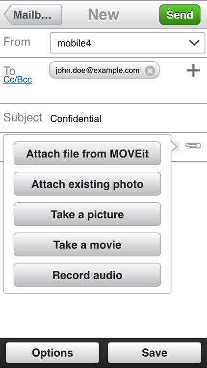 MOVEit Mobile 1.2.2 screenshot-4