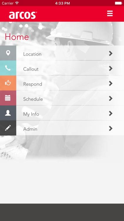 ARCOS App