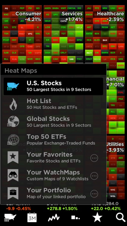 StockTouch screenshot-0