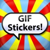 GIF Stickers for iMessage - Unlimited Packs!
