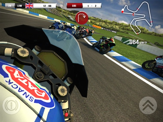SBK16 - Official Mobile Game iPad app afbeelding 2