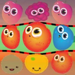 3 Fruit Match-Free fruits matching free game…