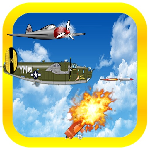 airplane shooting games air force