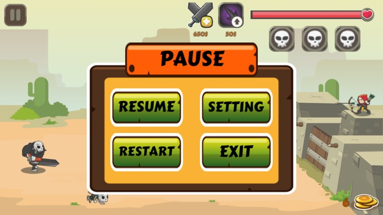 Monsters Defense screenshot-3