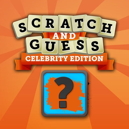 Scratch and Guess Celebrities icon