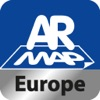 AR Map Европа