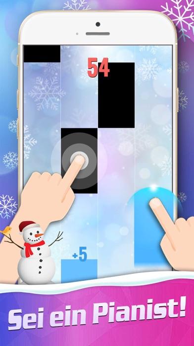 Piano Magic Tiles 2: WeihnachtScreenshot von 1