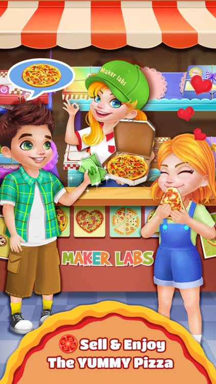 My Sweet Pizza Shop