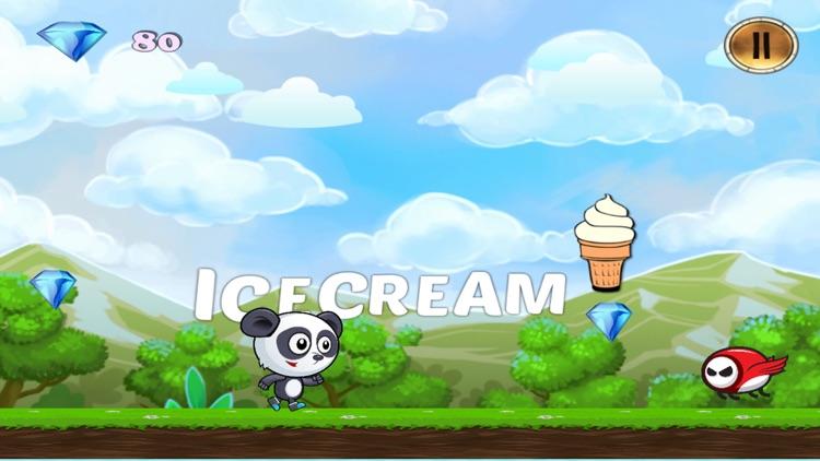 Panda ABC Running Adventure Game Free screenshot-4