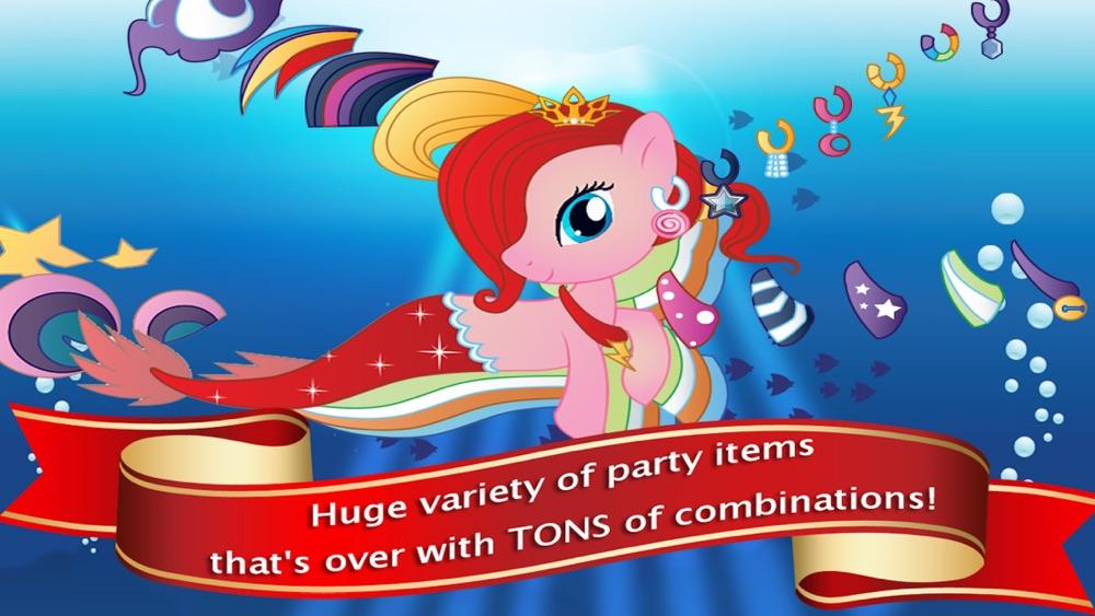 Dress Up Games for Girls - Fun Mermaid Pony Games hack tool