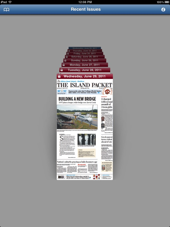 The Island Packet E-Edition
