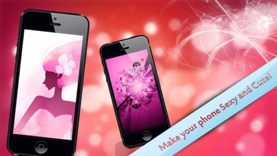 Wallpapers - Pink Edition Pro screenshot two