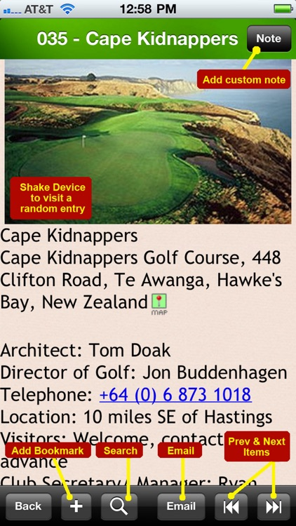 100 Top Golf Courses