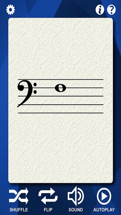Cello Flash Cards
