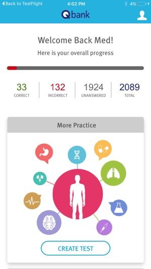 Kaplan usmle step 1 qbank on the app store screenshots fandeluxe Choice Image
