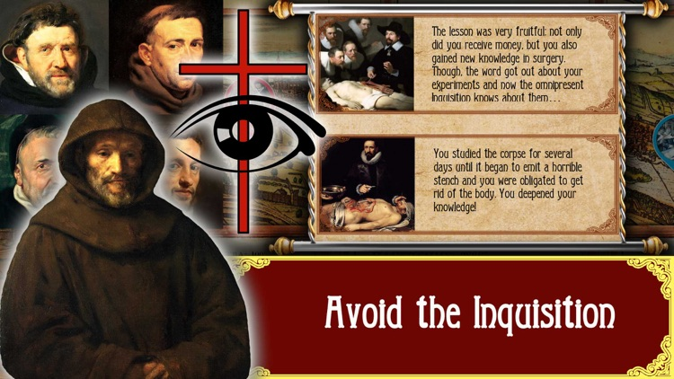 Plague: Doctor vs Inquisitor screenshot-0