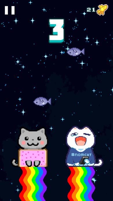 Nom Cat Screenshot