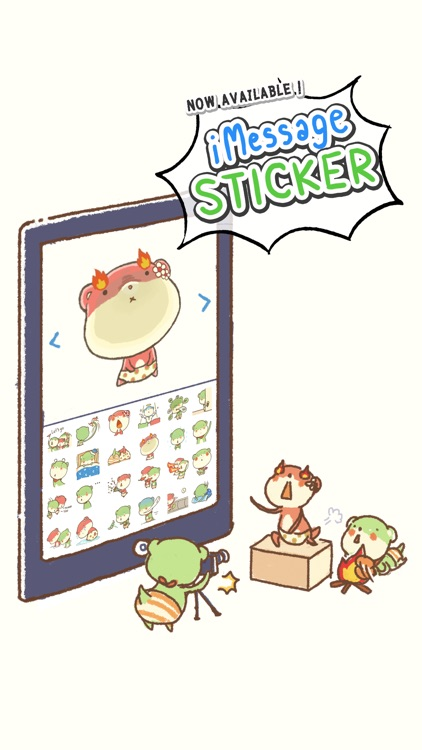 Duel Otters Stickers